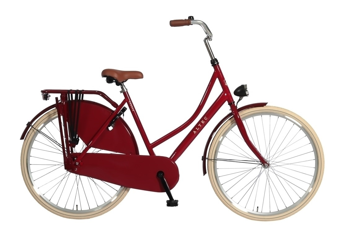 Altec London 28 inch Omafiets Maroon 55cm homepage