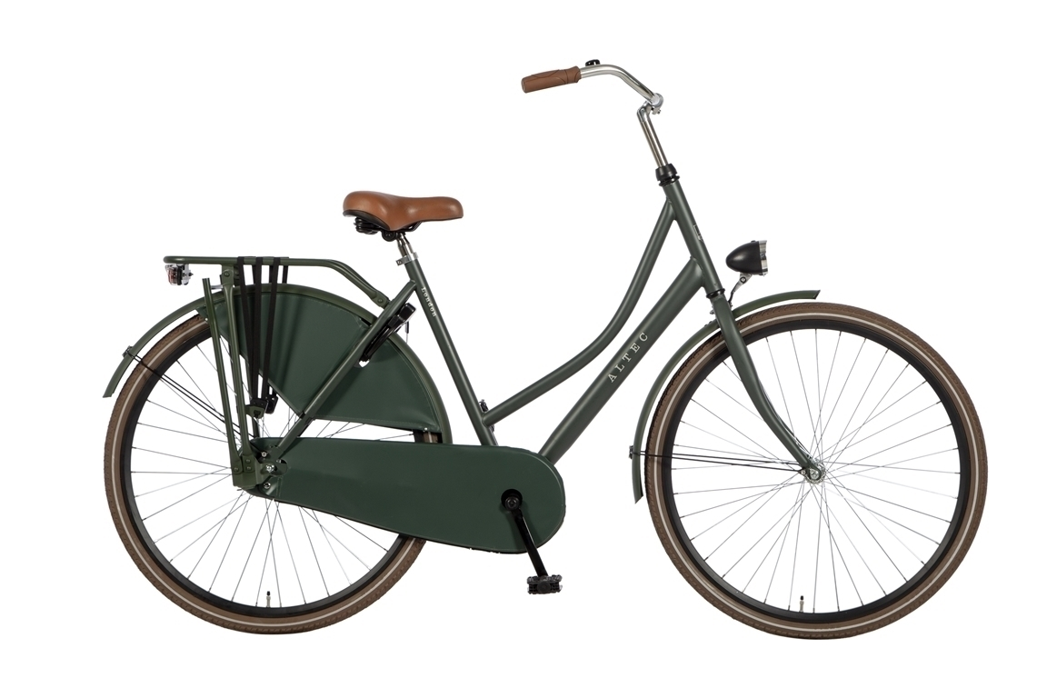 Altec London 28 inch Omafiets Army Green 55cm homepage